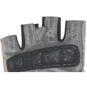 Castelli Tempo Gloves Unisex red/black